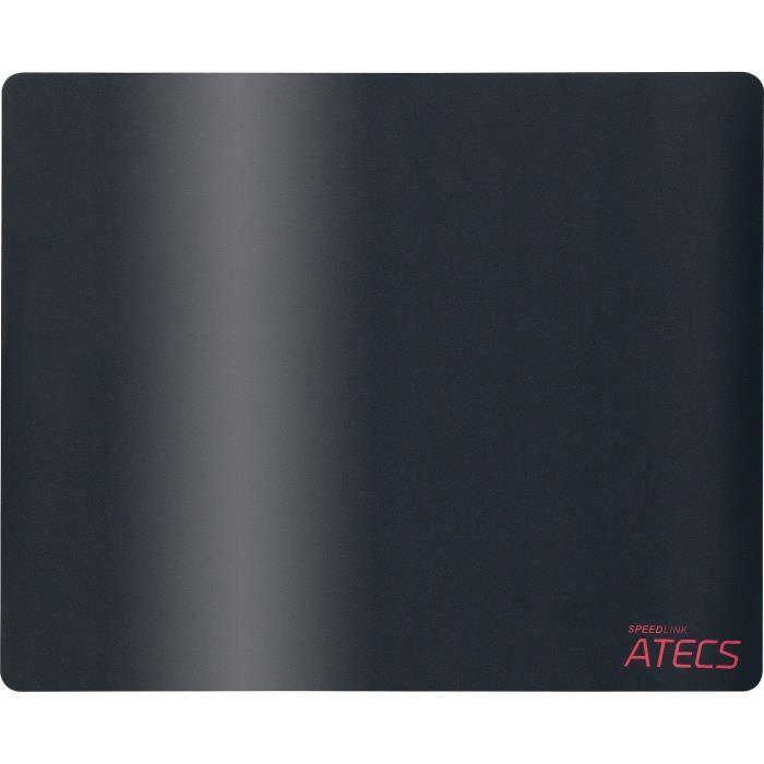 Speedlink ATECS Soft Gaming Mousepad - Size L -Tapis de Souris Gaming Taille L (50x40cm, Compatible Souris Laser et Souris Optiqu