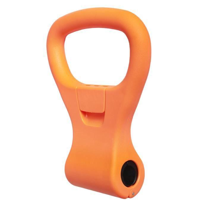Réglable Haltère Poignée Grip Converter Accueil Gym Fitness Muet Cloche Changer à Kettlebell Poignées Poignées Adaptateur
