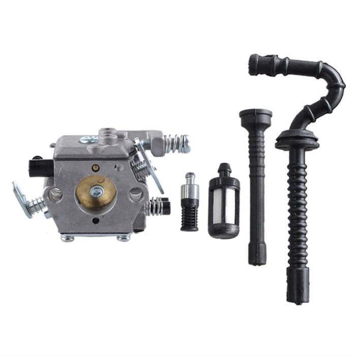 Carburateur cylindre piston kit Buffer Set Fit Stihl 023 025 MS230 MS250 Tronçonneuse