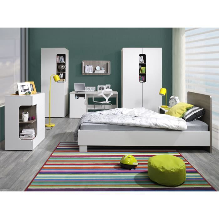 chambre coucher rico compl te design pour enfant. Black Bedroom Furniture Sets. Home Design Ideas