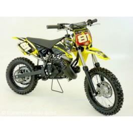 pit bike dirt bike bastos 125 cc crf 70 grandes roues autos post. Black Bedroom Furniture Sets. Home Design Ideas