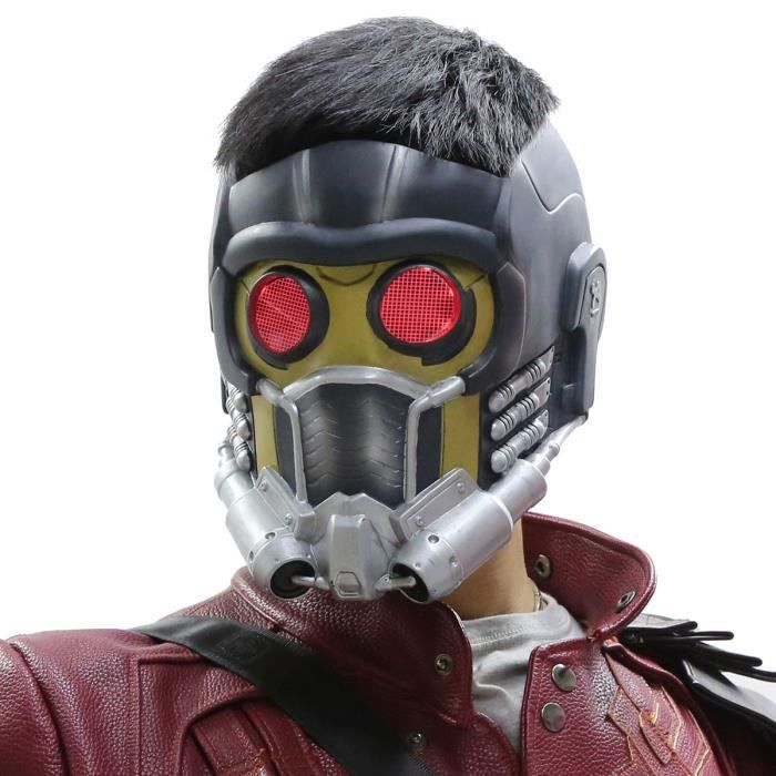 Célèbre Star Lord Masque avec Glow Lunettes Guardians of the Galaxy  RL24