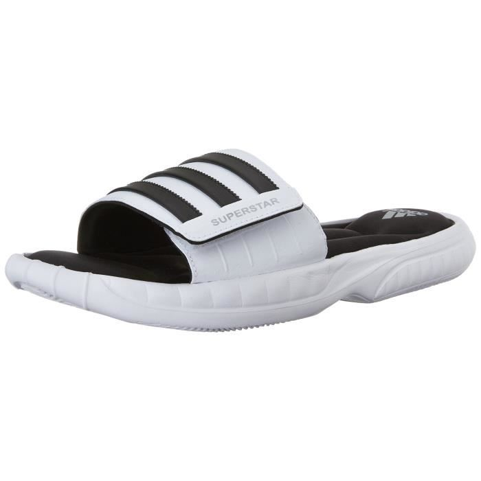 Adidas Superstar Performance 3G Slide Sandal N6SZG Taille-40 1-2 mHEPO3RTmP