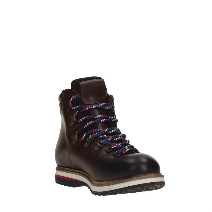 CafèNoir Bottines Homme BROWN, 45