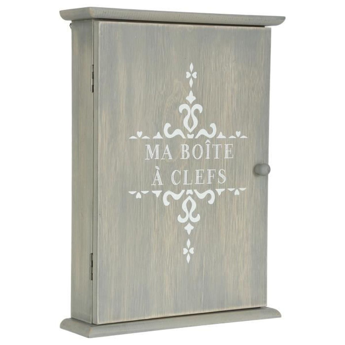 armoire a cle en bois achat vente armoire a cle en. Black Bedroom Furniture Sets. Home Design Ideas