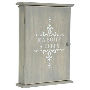 armoire a clefs achat vente armoire a clefs pas cher cdiscount. Black Bedroom Furniture Sets. Home Design Ideas