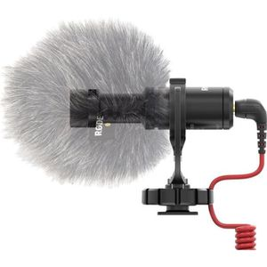 MICROPHONE EXTERNE Microphone-caméra RODE Microphones VIDEO MIC MICRO