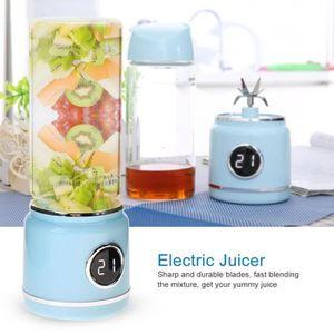 PRESSE-FRUIT - LEGUME MANUEL Presse-agrumes électrique rechargeable USB portati