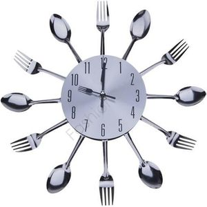 horloge de cuisine achat vente horloge de cuisine pas cher cdiscount. Black Bedroom Furniture Sets. Home Design Ideas