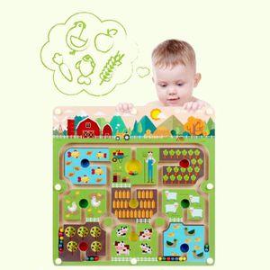 PUZZLE Gobus Perles Labyrinthe Puzzle Jeu de société éduc