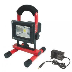 PROJECTEUR EXTÉRIEUR Projecteur LED rechargeable 10W 802936