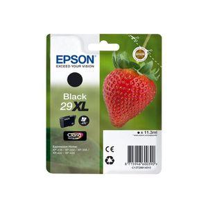 CARTOUCHE IMPRIMANTE Cartouche compatible noir pour imprimante Epson Ex