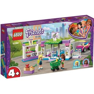 ASSEMBLAGE CONSTRUCTION LEGO® 4+ Friends 41362 Le supermarché de Heartlake