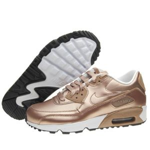 BASKET BASKET NIKE AIR MAX 90 SE LTR (GS) TAILLE 37.5 COD