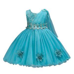 ROBE Robe de Soirée Fille Enfant de Costume de Princess