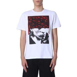 t-shirt homme simons