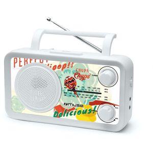 RADIO CD CASSETTE Radio MUSE M-05 CC