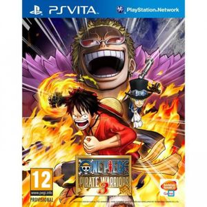 JEU PS VITA One Piece : Pirate Warriors 3 Jeu PS Vita