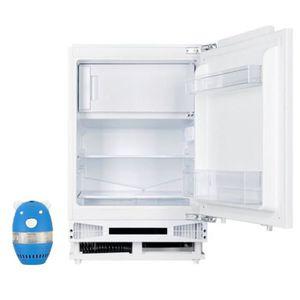 RÉFRIGÉRATEUR CLASSIQUE SCHNEIDER réfrigérateur frigo simple porte intégra