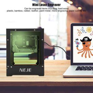 GRAVEUR POUR VERRE USB Graveur laser 1500 MW Machine à graver