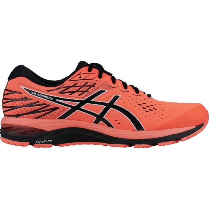 ASICS Chaussures de running Gel-Cumlus 21 - Homme - Orange ...
