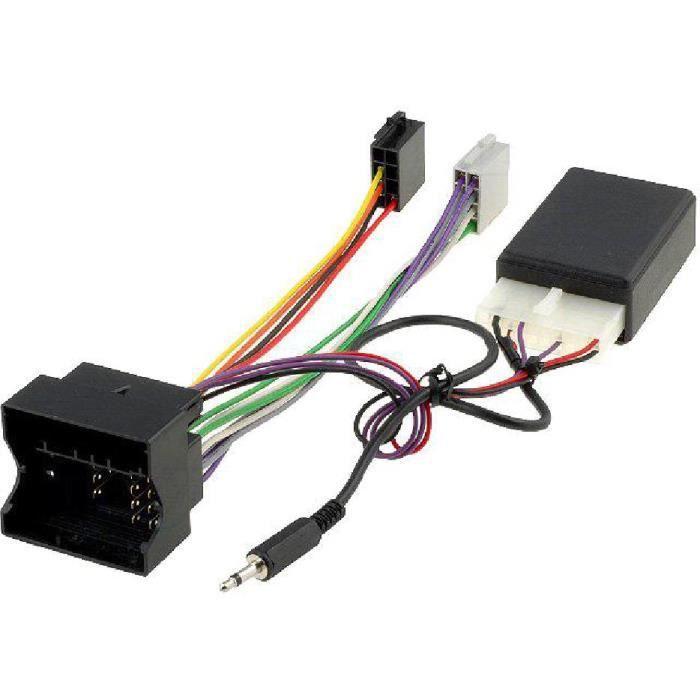 Interface commande au volant pour Ford ap03 - Autoradio JVC