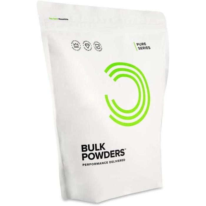 Vitamines, minéraux et compléments BULK POWDERS Whey Isolat 90 Pure Nature 1kg 770836