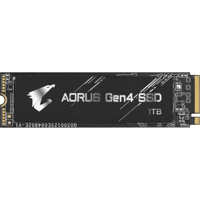 AORUS NVMe Gen4 SSD 1 To
