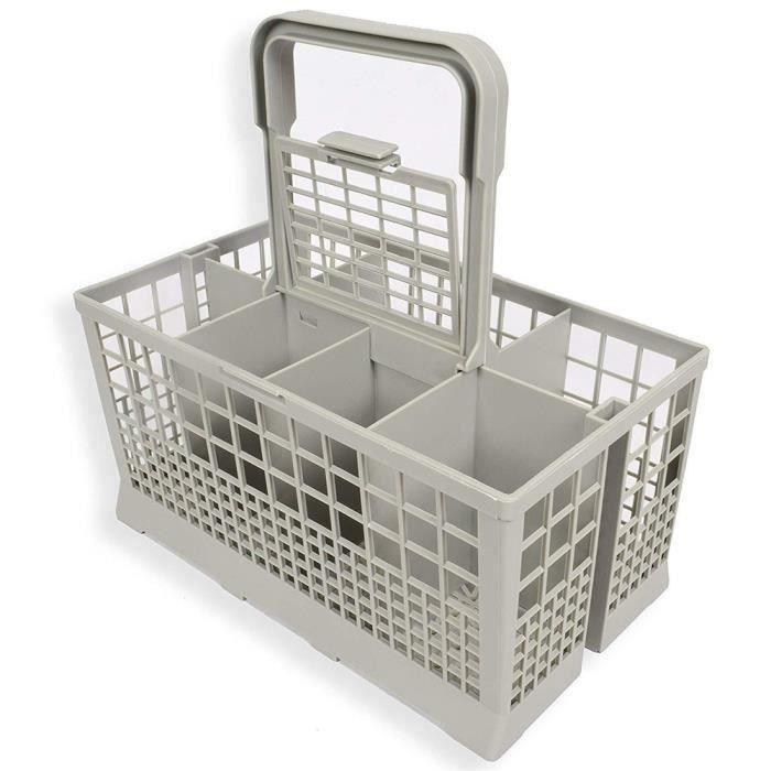 Panier à couverts de lave-vaisselle universel gris pour Bonsch Siemens Sh31157
