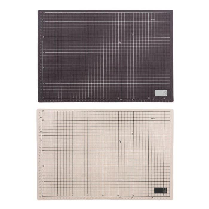 Tapis de découpe de couture tapis de découpe artisanat ensemble de planche à découper tapis de planche à découper, tapis de