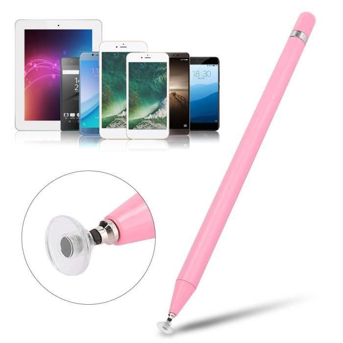 Fdit stylet pour Huawei Écran tactile stylo tablette stylet dessin crayon capacitif universel pour Android / iOS tablette de