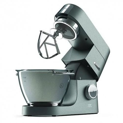 Kenwood KVC7300S Kitchen Machine Kenwood Chef Titanium System Pro, Argent