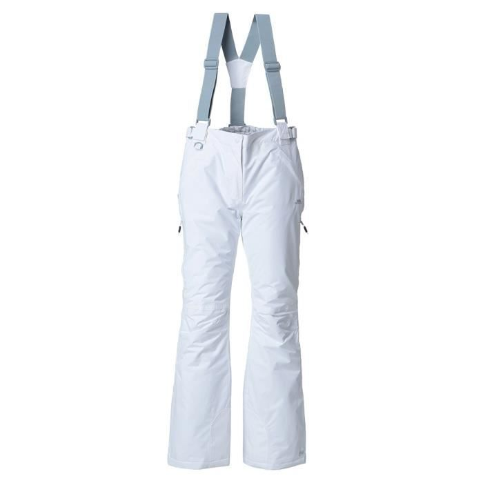 TRESPASS Pantalon de ski Lohan - Femme - Blanc