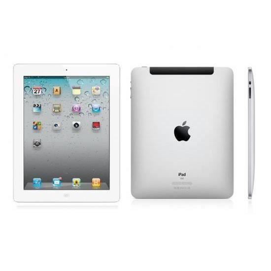 apple ipad 3 16 go 3g 4g et wifi blanc prix pas cher cdiscount. Black Bedroom Furniture Sets. Home Design Ideas