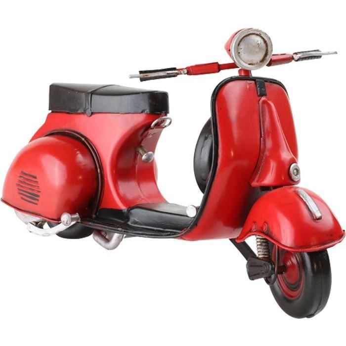 d co style vintage scooter rouge achat vente objet. Black Bedroom Furniture Sets. Home Design Ideas