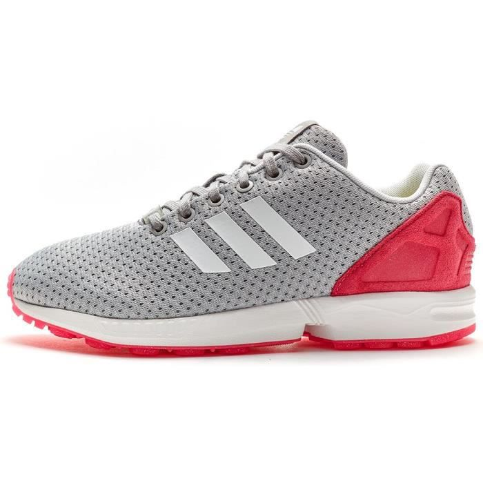 premium selection 28450 be35b BASKET ADIDAS ORIGINALS Baskets Zx Flux Chaussures Femme
