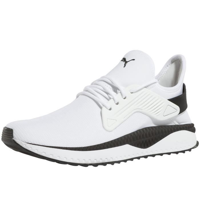 fd31b1d294c Puma Homme Chaussures   Baskets Tsugi Cage Sneakers Blanc Blanc ...