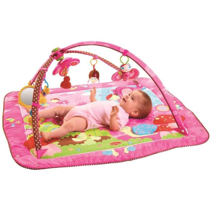TINY LOVE Tapis du0026#39;Eveil Moove u0026 Play Princesse Multicolore - Achat ...