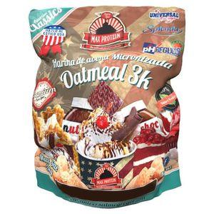 PROTÉINE Avoine Max Sac 3 kg (Beurre de Cacahuète)