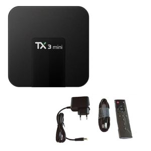 BOX MULTIMEDIA Smart TV Box Tanix TX3 Mini Android 7.1 S905W Ram