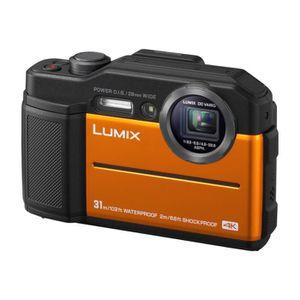 PACK APPAREIL COMPACT Panasonic Lumix DC-FT7 Appareil photo numérique co