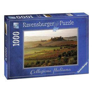 CASSE-TÊTE Ravensburger Puzzles 1000 pièces Collection, Itali