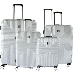 VALISE - BAGAGE Lot de 4 valises rigides 80, 70, 60 et 50 cm Takai