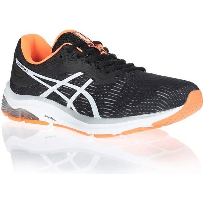 ASICS Chaussures de running Gel-Pulse 11 - Homme - Noir