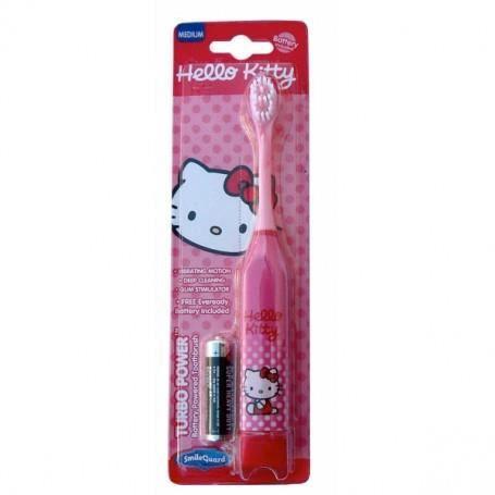 Hello Kitty : Brosse à dents électrique