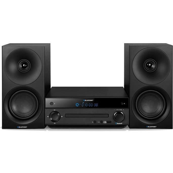Chaînes Hi-Fi Blaupunkt MS30BT Micro Hifi (CD, lecteur MP3, USB, Bluetooth, écran LCD) 55715