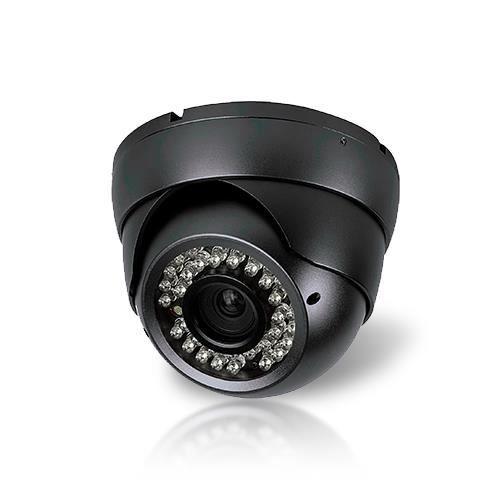 Dôme de vidéosurveillance analogique HD-AHD 1080P avec vision nocturne