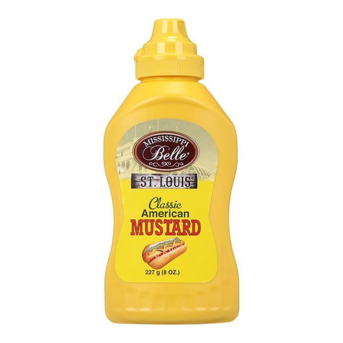 Moutarde à l'américaine