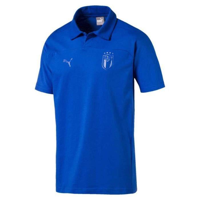 Vêtements Homme Polos Puma Figc Italia Azzurri Polo S-s