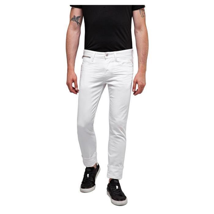 Vêtements Homme Pantalons Replay Mb914 Anbass Coin Zip
